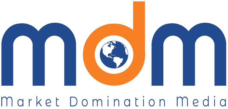 logo for Market Domination Media